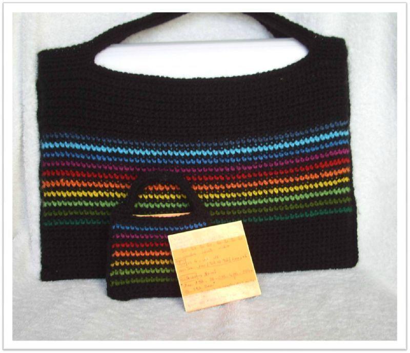 sac crochet rayé04