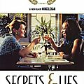 Secrets et mensonges - mike leigh