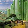 La cité d'emeraude - le magicien d'oz - 7ème partie