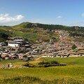 Le village de Langmusi