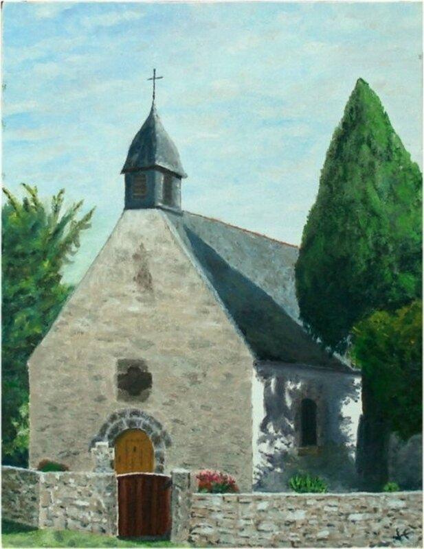 -2006- Chapelle bretonne -35x27-