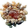 L'huile essentielle d'encens oliban