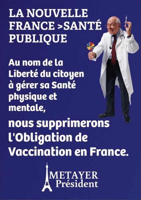SUPPRESSION DES VACCINS