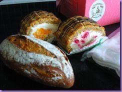 les avantages quand on travail dans une pâtisserie