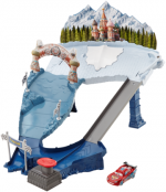 Piste Cars Ice Racers – Mattel - Prix indicatif : 25€