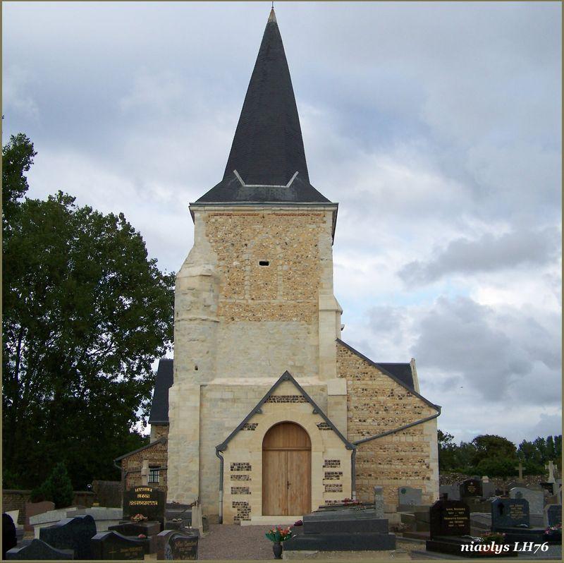 Eglise St Nicolas / Entrée