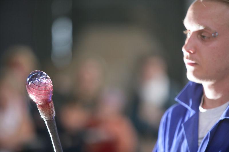 Ateliers de fabrication de boules de Noël en verre tous les