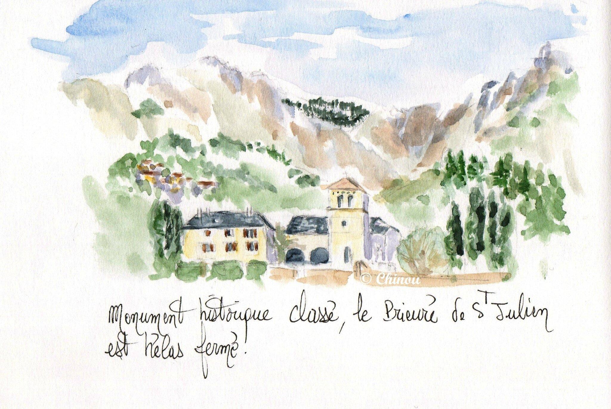 Prieuré St Julien