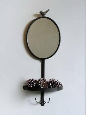 miroir oiseau