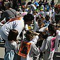 Villeneuve : un carnaval culturel pour les enfants de la maternelle dolto