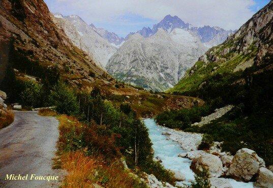 1533) vélo route de la Bérade