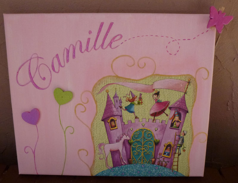 tableau Camille