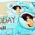 Today i will.....