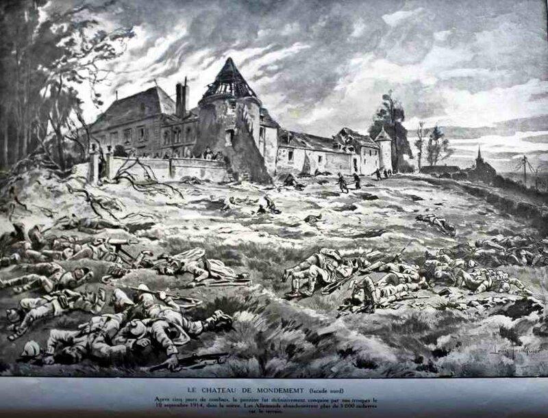 Chateau de Mondemont