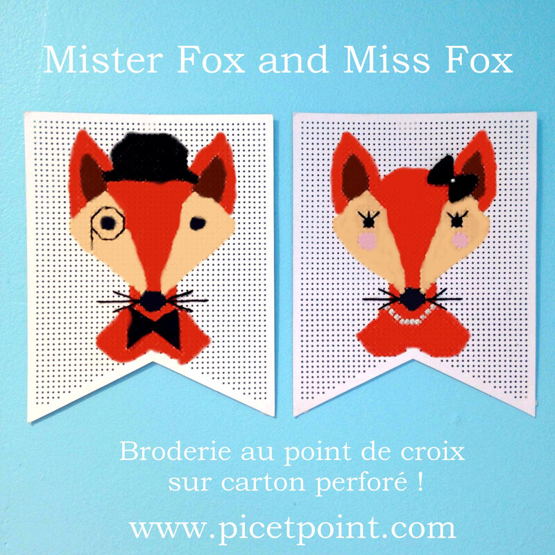couple fox retouche