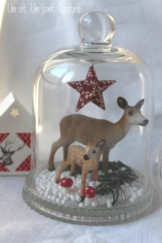 Bambi sous cloche (2)