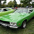 Plymouth satellite hardtop coupe-1973 à 1974