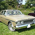 Amc rambler 660 classic 4door sedan 1963