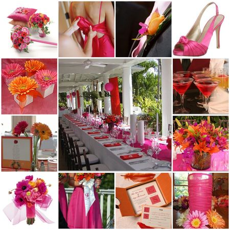 Fuschia_and_Orange_wedding