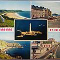 Cherbourg - la Hague - écrite en 1969