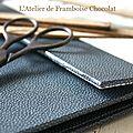 ETUIT A REGLES REGLETS_3 L'ATELIER DE FRAMBOISE CHOCOLAT