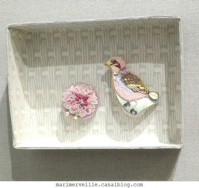 création Rika ogasawara - AEF 19 - marimerveille
