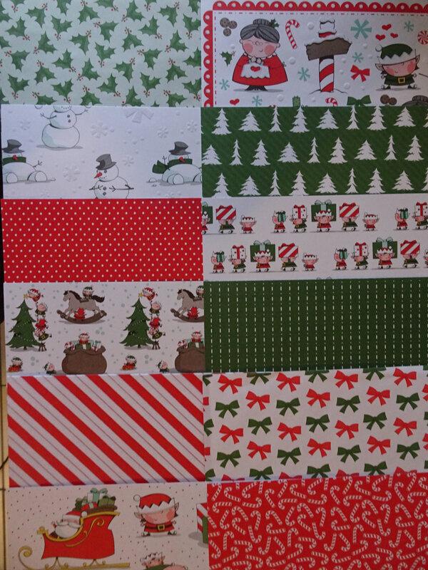 Papier l'Atelier du Père Noël