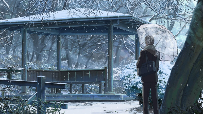 Canalblog Anime Makoto Shinkai The Garden Of World Nature05