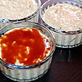 Riz au lait rhum raisin et sa sauce caramel au rhum