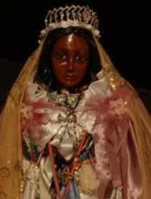 Capture Vierge noire