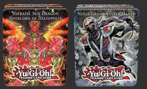 Boutique jeux de société - Pontivy - morbihan - ludis factory - Yu Gi Oh Tin box 2012 vague 2