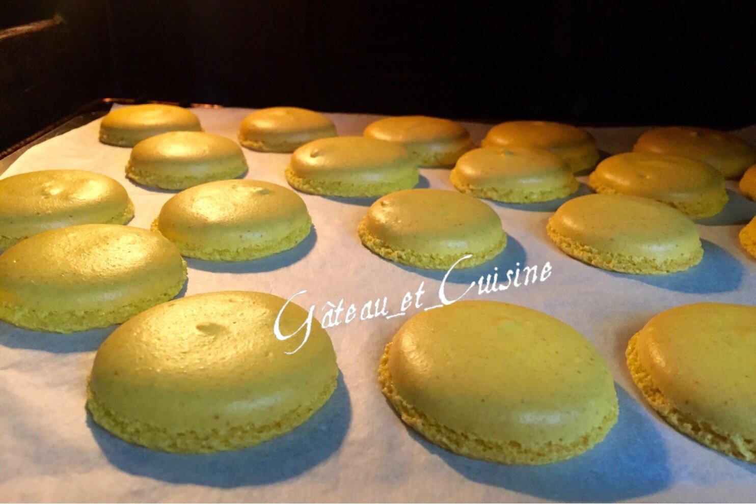 Macarons A La Meringue Francaise Recette De Base Gateau Et Cuisine