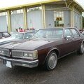 OLDSMOBILE Delta 88 diesel 4door Sedan 1981 Madine (1)