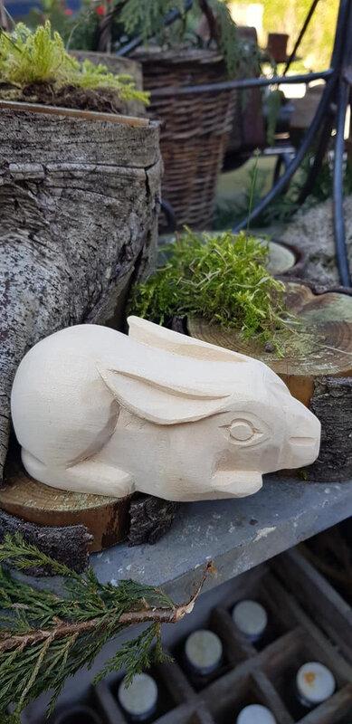 lapinsculpté