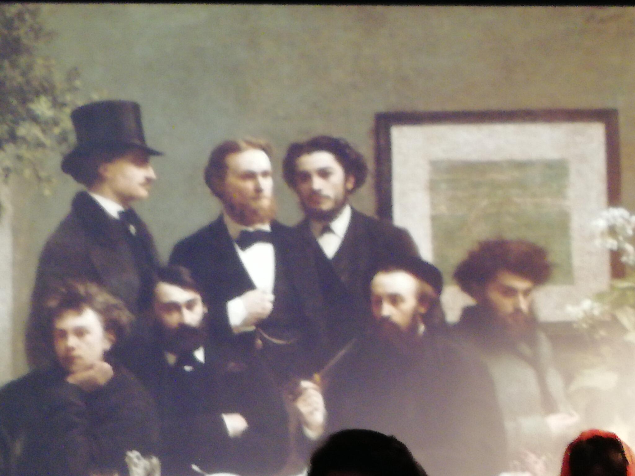 Une soirée avec Arthur R. ... et les autres