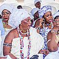 Les adeptes de mami wata, marabout femme africaine