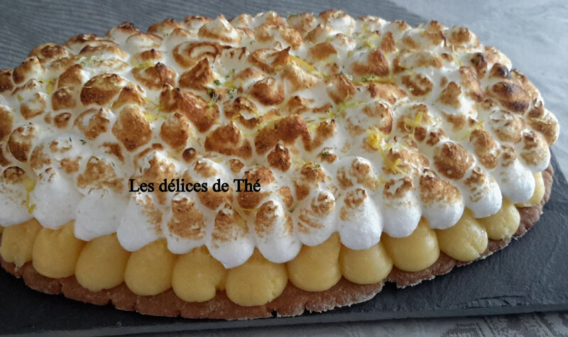 Tarte citron revisitée (27) - Copie