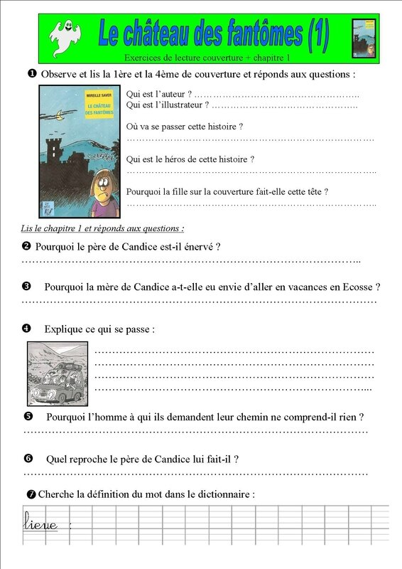 exercices chapitre 1 + couverture