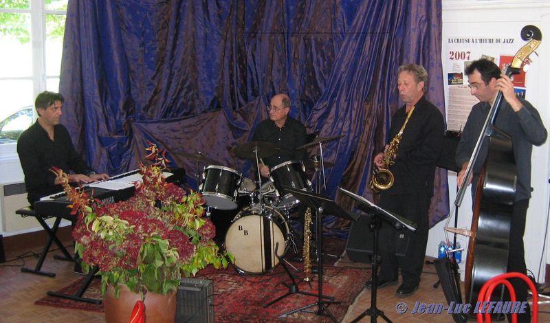 Baby jazz Quartet