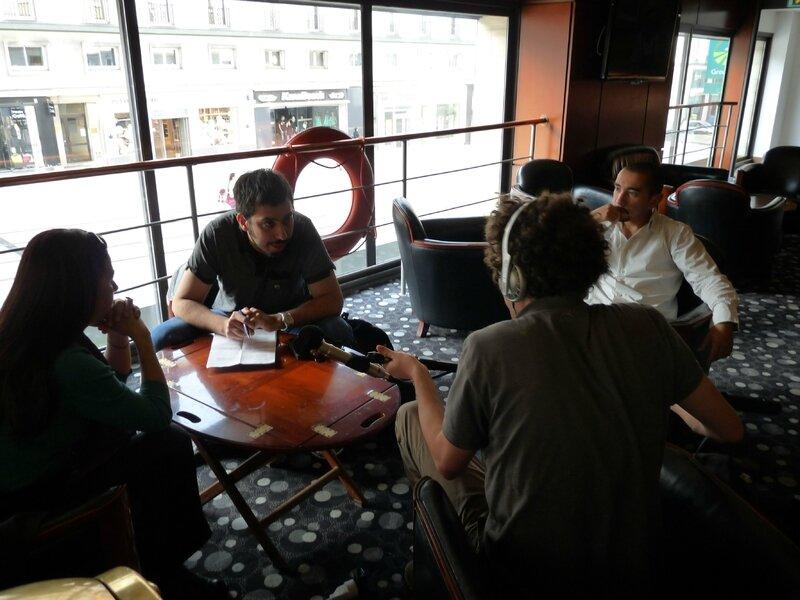 186 - Interview de Sonia Chamkhi (9 Avril)