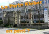 La Porte Kléber en péril ?