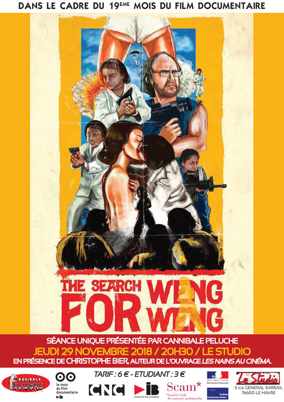 The Search for Weng Weng - affiche