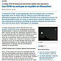 19/08/2014 - presse : un article de la clau sur le réseau ovni66