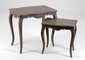 tables gigognes taupe