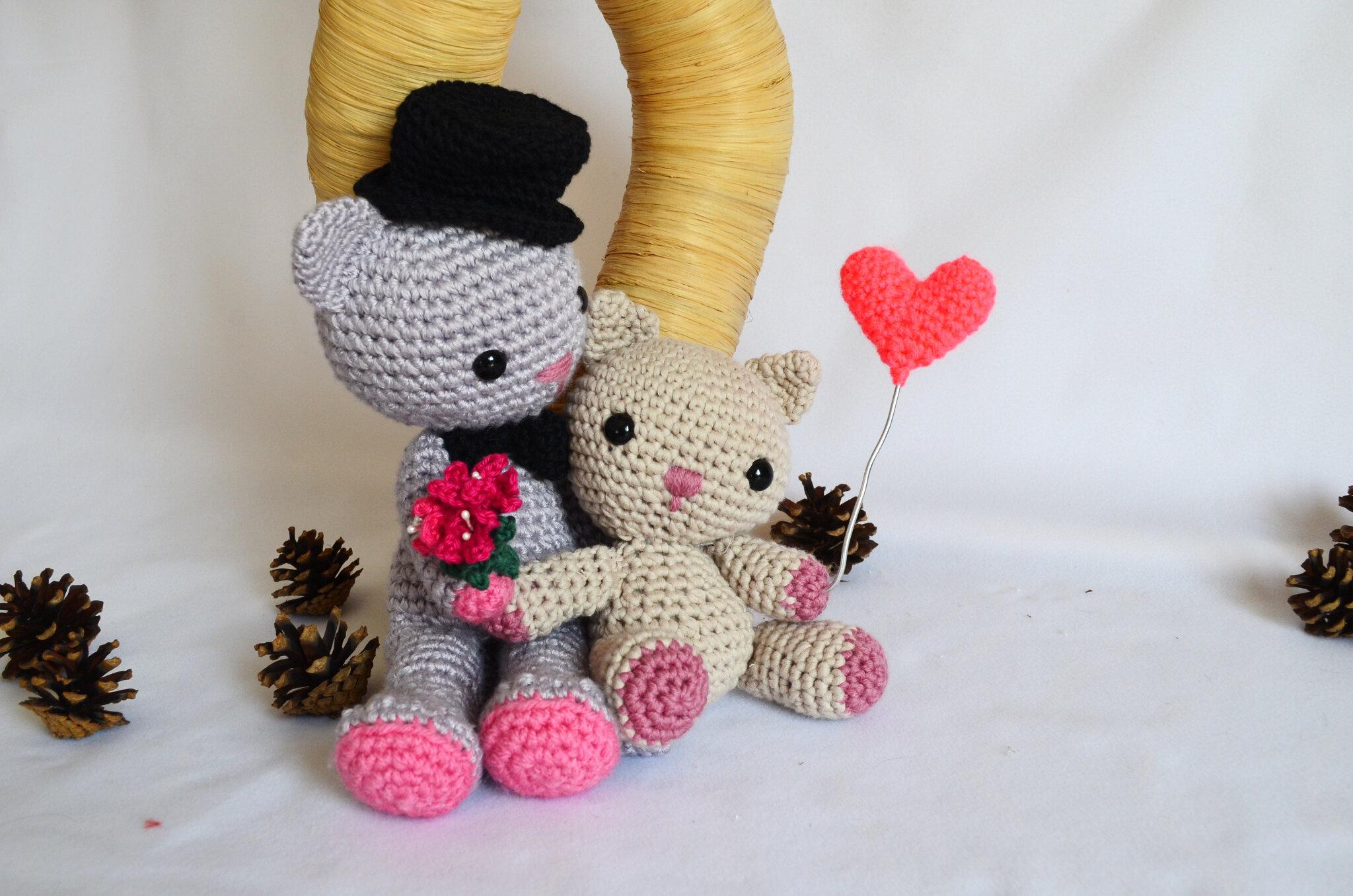 Amigurumi-chat-crochet-laine-animaux-la chouette bricole (10)