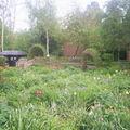 Magnifique jardin du Cottage d'Ann Hathaway