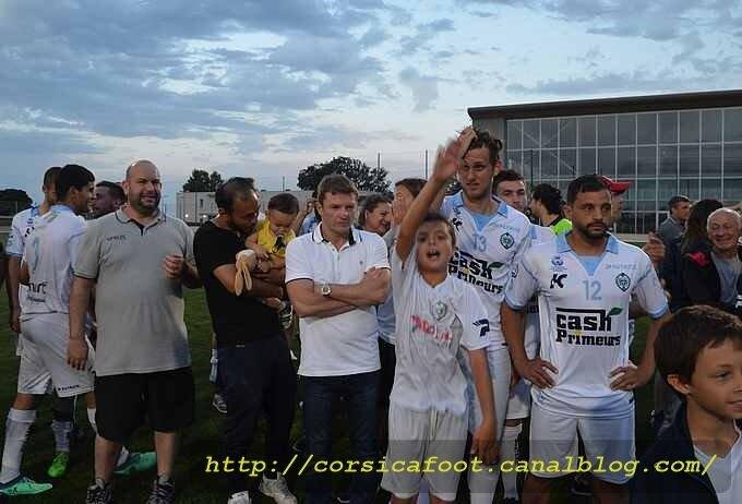 2c815a382ef7 21 à 40 - 2029 – LCF – Finale Coupe de Corse - Borgo Stade P. Antoniotti –  LUCCIANA 1 EF BASTIA 2 – Remise des prix 27 Mai 2018