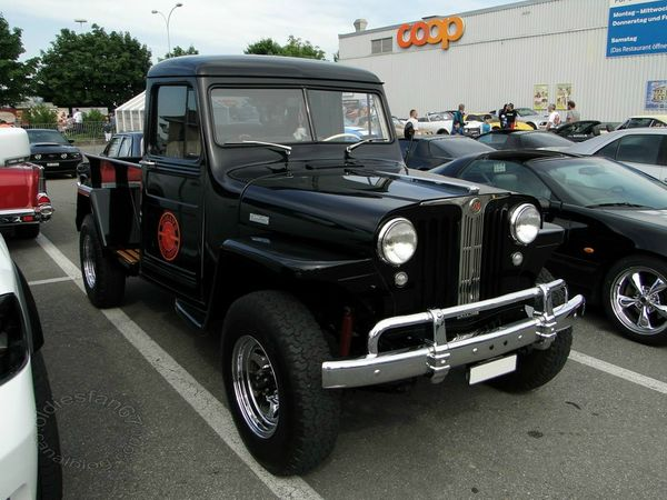 willys-overland jeep truck 1947 1950 a