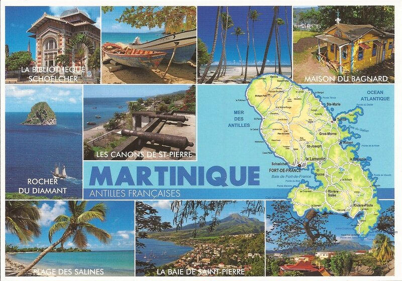 972 martinique'''