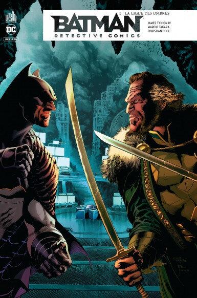 detective comics 03 la ligue des ombres